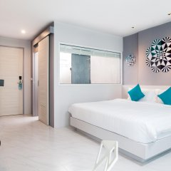 Отель The Crib Patong 3* Номер Делюкс