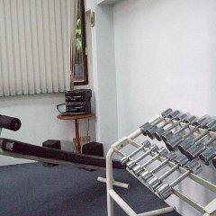Отель Mg Mansion Бангкок фитнесс-зал