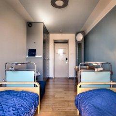 Отель Eurohostel - Helsinki Стандартный номер с различными типами кроватей фото 2