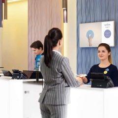 Гостиница Новотель Москва Шереметьево интерьер отеля фото 4
