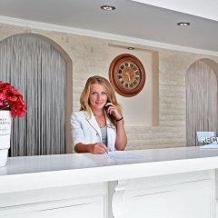 Отель White Rock Castle Suite Болгария, Балчик - отзывы, цены и фото номеров - забронировать отель White Rock Castle Suite онлайн интерьер отеля фото 3