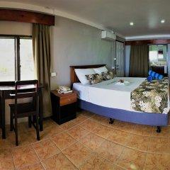 Отель Namolevu Beach Bures комната для гостей фото 2