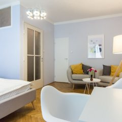 Отель Petrska Flat комната для гостей фото 2
