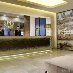 FH55 Grand Hotel Mediterraneo интерьер отеля фото 2