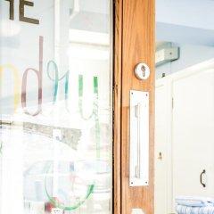 Отель Euro Hostel Edinburgh Halls Великобритания, Эдинбург - отзывы, цены и фото номеров - забронировать отель Euro Hostel Edinburgh Halls онлайн ванная