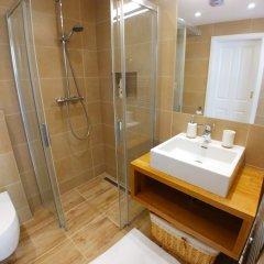 Апартаменты City Center 1 Bedroom Apartment Прага ванная