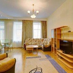 Апартаменты Stn Apartments Near Hermitage Стандартный номер с различными типами кроватей фото 25