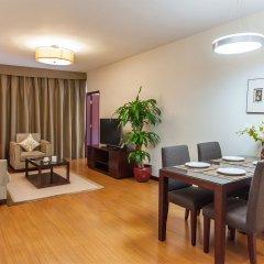 Отель Springdale Serviced Residence Гуанчжоу комната для гостей фото 2