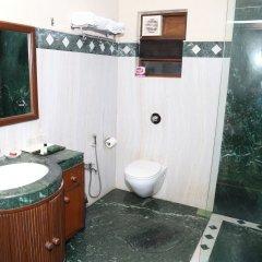 Отель Casa Severina Индия, Гоа - отзывы, цены и фото номеров - забронировать отель Casa Severina онлайн ванная фото 2