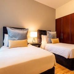 Апартаменты Peaks Apartments Dubai Marina комната для гостей