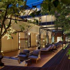Отель Celestine Hotel Япония, Токио - 1 отзыв об отеле, цены и фото номеров - забронировать отель Celestine Hotel онлайн балкон