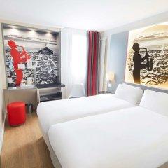 Отель Kyriad Paris Nord Porte de St Ouen комната для гостей фото 3
