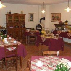 Отель Agritur Le Pergole Помароло питание фото 2