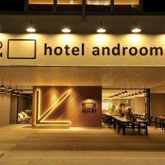 hotel androoms Osaka Hommachi интерьер отеля
