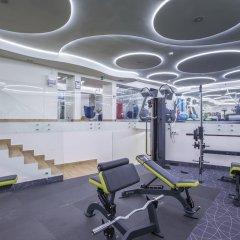 Radisson Blu Sobieski Hotel фитнесс-зал фото 2