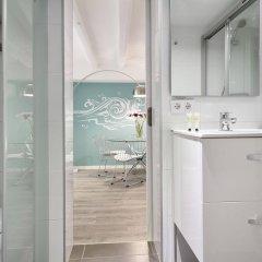 Отель Habitat Apartments ADN Испания, Барселона - отзывы, цены и фото номеров - забронировать отель Habitat Apartments ADN онлайн ванная фото 2