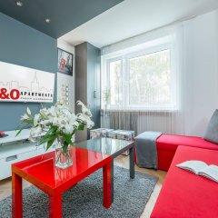 Апартаменты Rondo ONZ P&O Apartments детские мероприятия фото 2