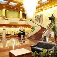 Xian Dynasty Hotel Сиань интерьер отеля фото 3