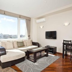 Апартаменты Moscow Suites Apartments Arbat комната для гостей фото 4