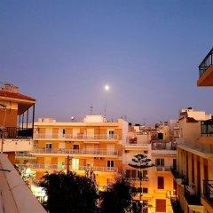 Отель Arhontiko in the city балкон