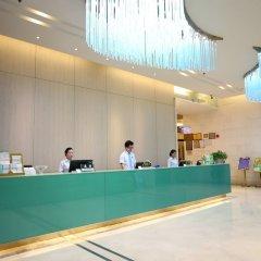 Shanshui Trends Hotel East Railway Station Guangzhou интерьер отеля фото 3