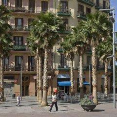 Отель Flateli Jaume Fabra Испания, Барселона - отзывы, цены и фото номеров - забронировать отель Flateli Jaume Fabra онлайн вид на фасад