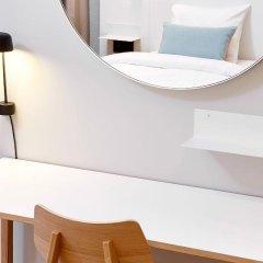 Отель Scandic Helsinki Aviapolis 3* Стандартный номер с различными типами кроватей фото 3