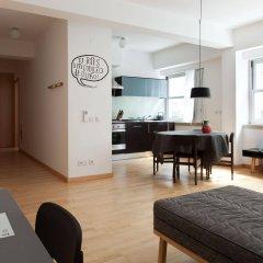 Отель The Lisbonaire Apartments Португалия, Лиссабон - отзывы, цены и фото номеров - забронировать отель The Lisbonaire Apartments онлайн комната для гостей фото 3