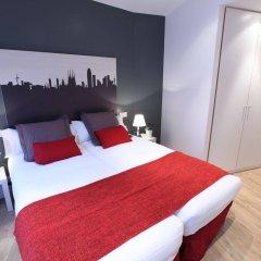 Отель MH Apartments Urban Испания, Барселона - 1 отзыв об отеле, цены и фото номеров - забронировать отель MH Apartments Urban онлайн комната для гостей фото 4