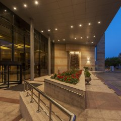 Отель Le Grand Amman Иордания, Амман - отзывы, цены и фото номеров - забронировать отель Le Grand Amman онлайн вид на фасад фото 3
