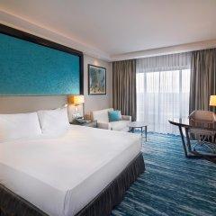 Отель Radisson Blu Hotel & Resort ОАЭ, Эль-Айн - отзывы, цены и фото номеров - забронировать отель Radisson Blu Hotel & Resort онлайн комната для гостей фото 4