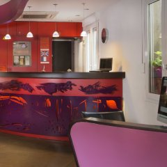 Hotel Du Parc Париж интерьер отеля
