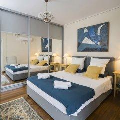Отель Unique flat with sea view комната для гостей фото 3