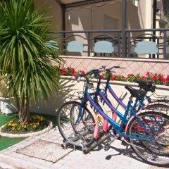 Отель Villa Lieta Римини спортивное сооружение