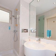 Hotel Amadeus Вена ванная