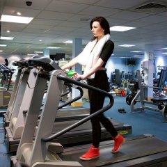 Hallmark Hotel Glasgow фитнесс-зал фото 4