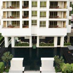 Отель Grande Centre Point Hotel Ploenchit Таиланд, Бангкок - 3 отзыва об отеле, цены и фото номеров - забронировать отель Grande Centre Point Hotel Ploenchit онлайн бассейн фото 3