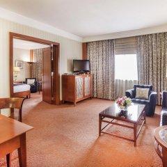 Отель Le Grand Amman Managed By AccorHotels комната для гостей