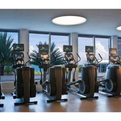 Nobu Hotel Miami Beach фитнесс-зал