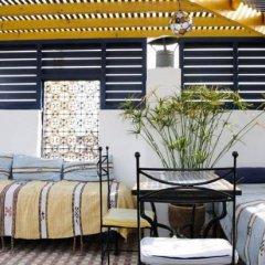Отель Riad Zara Марракеш бассейн фото 3