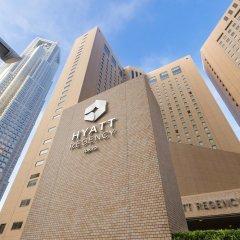 Отель Hyatt Regency Tokyo Токио приотельная территория