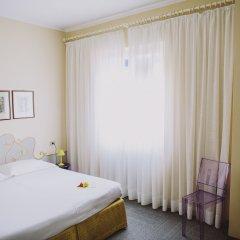 Отель Albergo Minerva Церковь Св. Маргариты Лигурийской комната для гостей фото 2