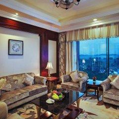 Soluxe Hotel Guangzhou комната для гостей фото 2