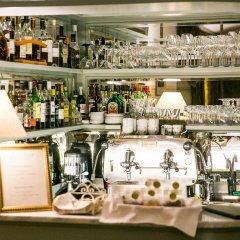 Отель Antonius гостиничный бар