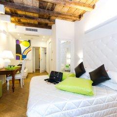Отель Domus Spagna Capo le Case Luxury Suite комната для гостей фото 5