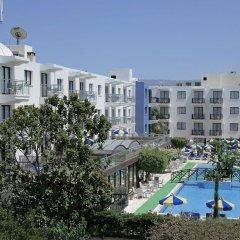 Отель Anemi балкон