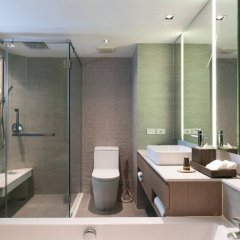 Отель Phuket Marriott Resort & Spa, Merlin Beach ванная