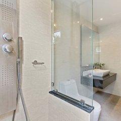 Отель Tranquil Residence 1 Таиланд, Самуи - отзывы, цены и фото номеров - забронировать отель Tranquil Residence 1 онлайн ванная