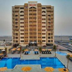 City Stay Beach Hotel Apartments бассейн фото 2