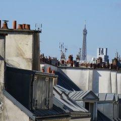 Hotel Eldorado Париж приотельная территория